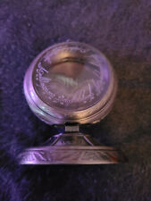 Noble Collection Spinning Silver The One Ring Lord Of The Rings Jewelry Size 10