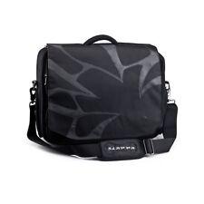 Kiken 18 Inch Laptop Shoulder Bag PC Holder Black Water Resistant SL-SB-104-02