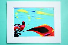 Photo Art Print By VanagART New A5 Format Paper Cardboard Gift Decor Abstract