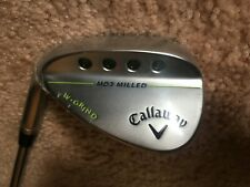 Brand New Callaway MD3 60° Lob Wedge - Left Handed