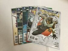 Talon 0 1 2 3 4 Lot Set Run Nm Near Mint New 52 DC Comics A14