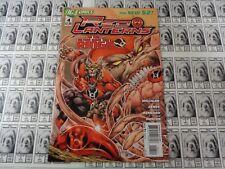 Red Lanterns (2011) DC - #4, Skallox, Zillius Zox, Milligan/Benes, VF/+ (New 52)