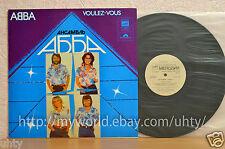 """ABBA """"VOULEZ-VOUS"""" SWEDISH SWEDEN LEGENDARY QUARTET RARE SOVIET ISSUE LP"""
