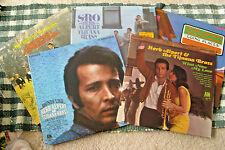 5 Vintage 1960s Vinyl LP Record Albums, All Herb Alpert & The Tijuana Brass