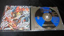 Brutality – Screams Of Anguish 1993 NUCLEAR BLAST Ex/Mint- CD death black doom