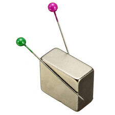 3x Super Strong Neodymium Block Magnets 10 x 10 x 5mm Neo Square Cuboid magnet