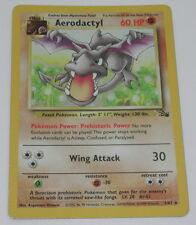 Pokemon Aerodactyl fossil Holo R10079