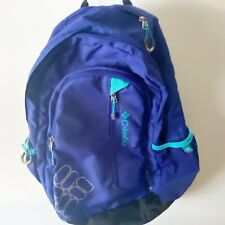 Columbia Backpack Tioga Pass Unisex Blue Teal Trim Comfortable