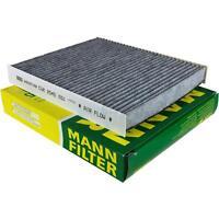 Original MANN-FILTER Aktivkohlefilter Pollenfilter Innenraumfilter CUK 2545