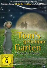 DVD NEU/OVP - Tom's geheimer Garten - Als die Uhr 13 schlug - Greta Scacchi
