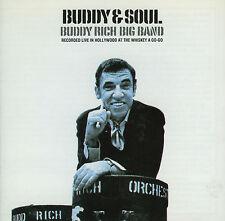 BUDDY RICH BIG BAND  buddy & soul  LIVE 1969