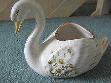 Kernewek Daisy Swan Vase