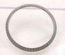 Vintage Rolex Datejust Engine Turned Watch Bezel 16234 16220 16030 16014 Part