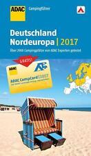 ADAC Campingführer Deutschland und Nordeuropa 2017 (2017, Gebundene Ausgabe)
