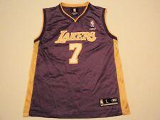 ffb9f1d6a Reebok Lamar Odom Los Angeles Lakers Sports Fan Apparel   Souvenirs ...