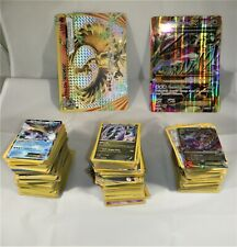 670 random Pokemon Cards With 2 Big Cards