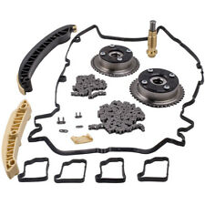 For Mercedes M271 Camshaft Adjuster Timing Chain Kit C200 C180 CLC E200 W204