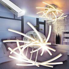 LED Design ceiling spot lighting 10x4W dining room kitchen lamp chromed 147345