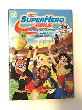DC Super Hero Girls: Intergalactic Games DVD 2017