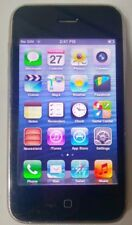 Apple iPhone - 3GS 8GB A1303 Black - AT&T Unlocked - BAD HOME BUTTON -READ BELOW