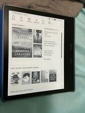 "Amazon Kindle Oasis 7"" 32GB, WiFi + 3g (9th Generation) W/Case"
