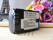 LP-E6 LP-E6N LPE6 LPE6N Battery for Canon EOS 5DS 5DS R 7D Mark II 60Da XC10