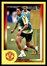 Panini Manchester United 2010-2011 Javier Hernandez No. 75
