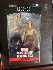 Marvel Legends Shang Chi Action Figure 6 Inch Master of Kung Fu Demogoblin BAF