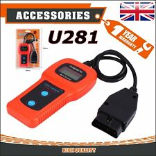 OBD2 Scanner Engine Code Reader U281 VAG/VW/AUDI/SEAT/SKODA Car Code Reader Bilo