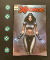X-Force 1 Jeehyung Lee Trade Variant X-23 Wolverine X-Men Marvel 2019