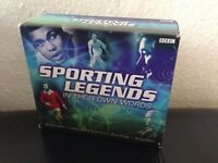 Sporting Legends In Their Own Words 6 CD BBC Audio Box £60 Muhammad Ali...