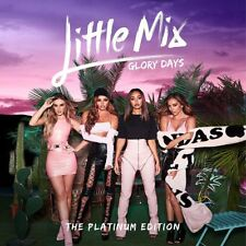 LITTLE MIX - THE GLORY DAYS (PLATINUM CD + DVD) NEW & SEALED