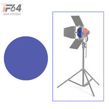 Studio Lighting 3200K-5500K Blue Glass Filter for 800W Red Head Light