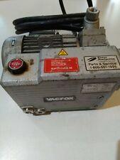 Gardner Denver Elmo Rietschle Vgd 10 Oil Lubricated Rotary Vane Vacuum Pump Used
