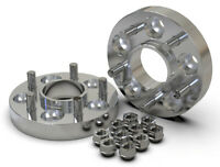 30MM 5X108 63.4MM HUBCENTRIC WHEEL SPACER KIT UK MADE RANGE ROVER DISCOVERY