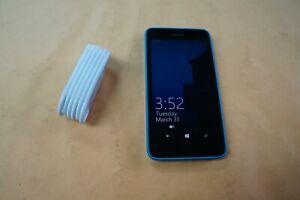 Nokia Lumia 635 - 8GB - BLUE (CRICKET) FREE BUNDLE & SHIPPING