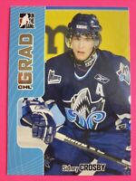 2005-06 In The Game CHL Grad #337 Sidney Crosby Rimouski Oceanic Pre-Rookie RC