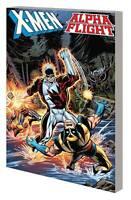 X-Men Alpha Flight TPB (2016) Marvel - John Byrne CVR, NM (New)