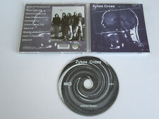 ZYKES CROSS Altered States CD 1996 MEGA RARE OOP ORIGINAL 1st PRESSING D&S!!!!