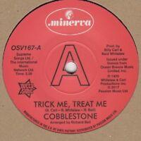Cobblestone / Moods Trick Me Treat Me OSV 167 Soul Northern Motown