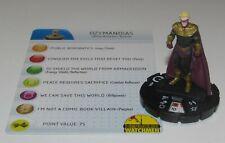 Ozymandius FF004 Watchmen Crimebusters Fast Forces Heroclix