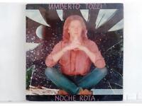 UMBERTO TOZZI - NOCHE ROTA  - LP/VINILO - ESPAÑA - 1981 - (MB/VG - EX/NM)