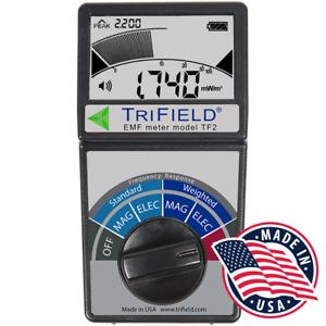 TRIFIELD® TF2 EMF Meter | WiFi, RF, Magentic, Power Lines Meter