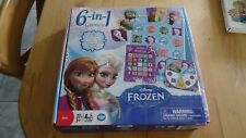 Frozen  6 in 1 Games Age 3+