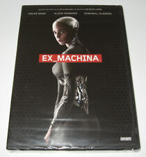 Ex Machina DVD / 2015 / Canadian Bilingual English & French / Brand New