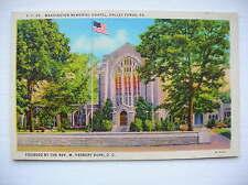 Washington Memorial Chapel, Valley Forge, PA, USA - Lynn Boyer, Philadelphia.