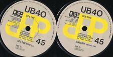 DISCO 45 Giri  UB40 - Red Red Wine / Sufferin'