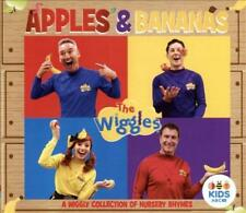 THE WIGGLES - APPLES & BANANAS NEW CD