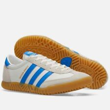 the latest 8aba6 1a496 NEW SIZE11 adidas Originals Mens RETRO SPZL INDOOR KREFT SNEAKERS WHITE  LAST1