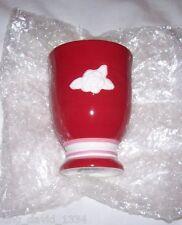 Valentine'S Day Decor Bath Red Ceramic Rose cup Tumbler New